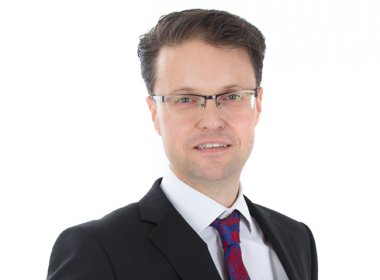 Mark Slobom, independent financial adviser Harpenden