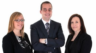 Lonsdale Wealth Management team - Stafford