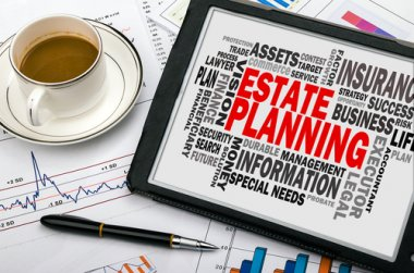 Estate Planning involves writing a will and considering lasting power of attorney