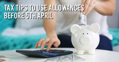 Tax tips so you make the most of your allowances for the 2018/19 tax year