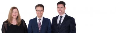 Independent financial advisers Aaron Abraham and Mark Slobom work in our Harpenden financial planning team