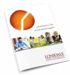 Lonsdale Services inheritance tax planning brochure