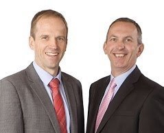 Howard Goodship and Stewart Sims-Handcock our Chartered Financial Planners in Ringwood, Hampshire