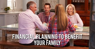 Lonsdale wealth management independent financial advisers recommend talking to family about finances